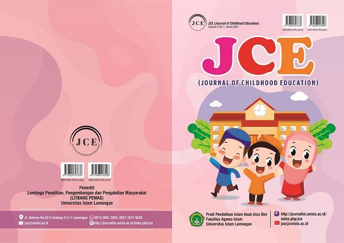 Cover vol 5 no 1